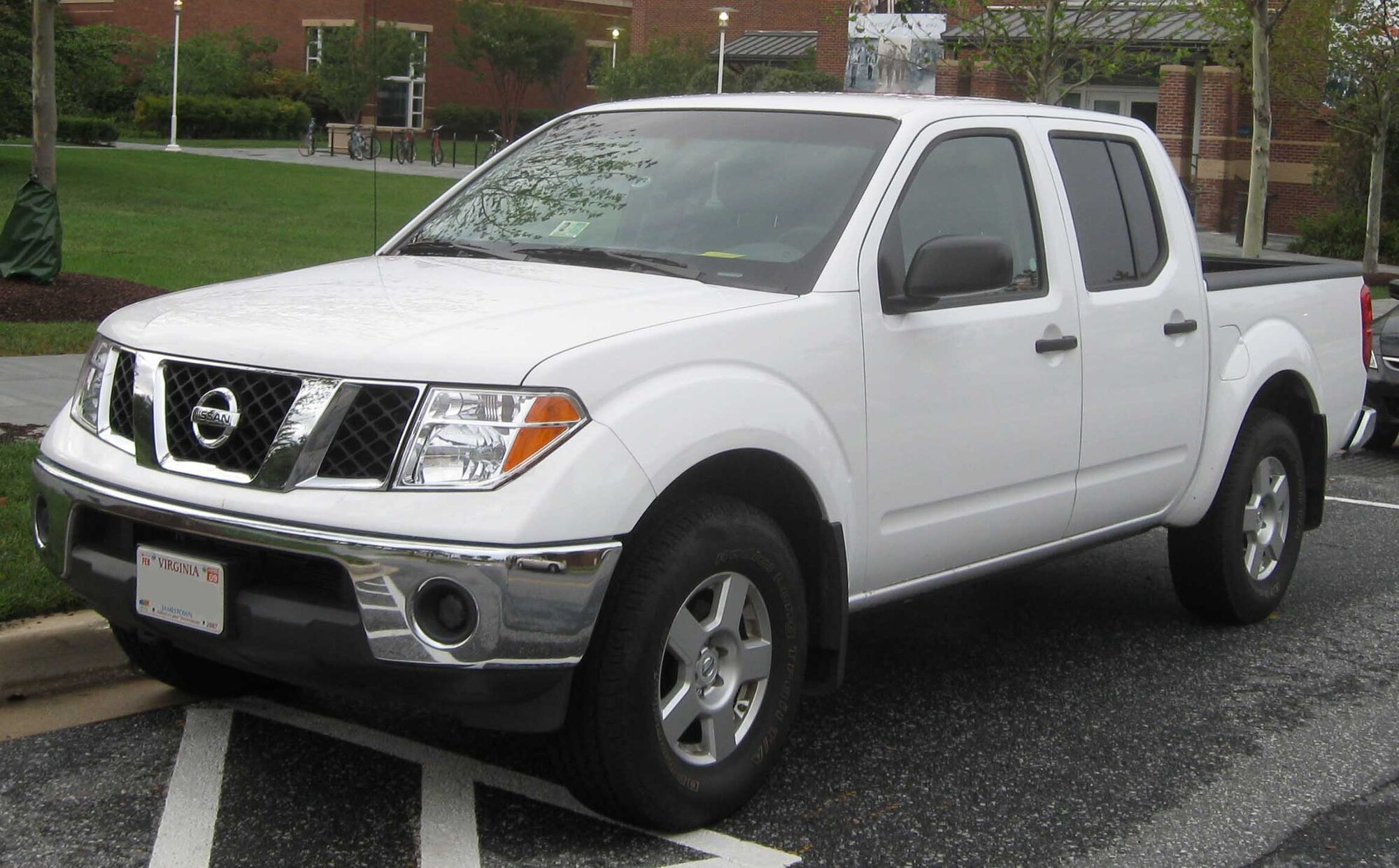 Nissan Frontier | Tractor & Construction Plant Wiki | FANDOM powered by  Wikia