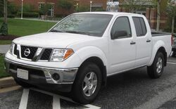 2nd Nissan Frontier SE crew cab