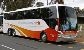 Australia Wide Coaches - Coach Design bodied Scania K480 EB6X2NI Opticruise - SB94CN