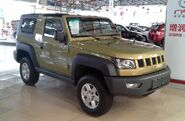 Beijing Auto BJ40 01 China 2014-04-16