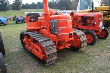Fowler VF no. 4705408 - LNV 325 at Old Warden 09 - IMG 1370