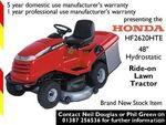 Honda HF2620HTE - 2004