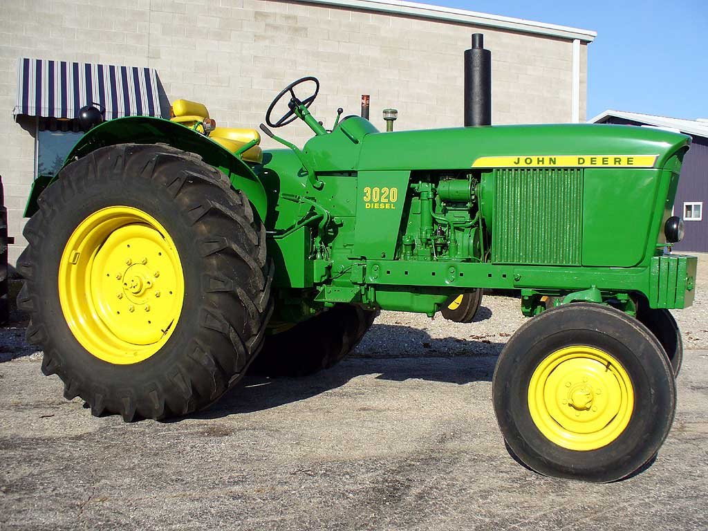 john deere 3020 | tractor & construction plant wiki