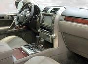 Lexus Sepia Bubinga GX 460 interior