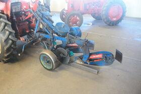 Ransomes Match plough on IH 444 at lamma- IMG 4507