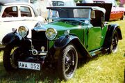 Riley Gamecock 2-Seater 1932