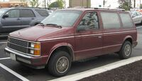 84-86 Plymouth Voyager