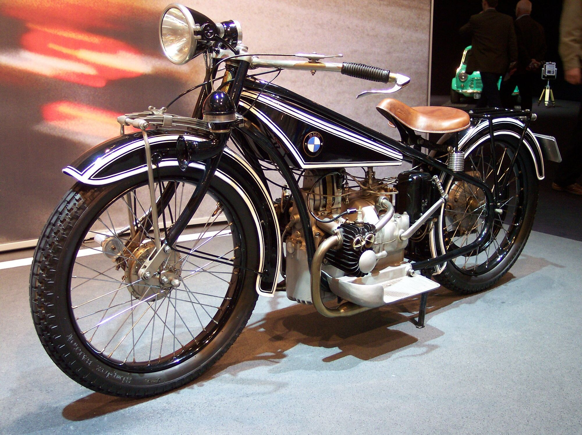 History of BMW motorcycles   Tractor & Construction Plant