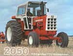 Cockshutt 2050 brochure - 1968