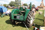 Field Marshall? - VSY 655 at Barleylands 2011 - IMG 6346