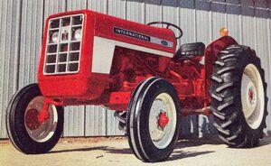 International 354 1973