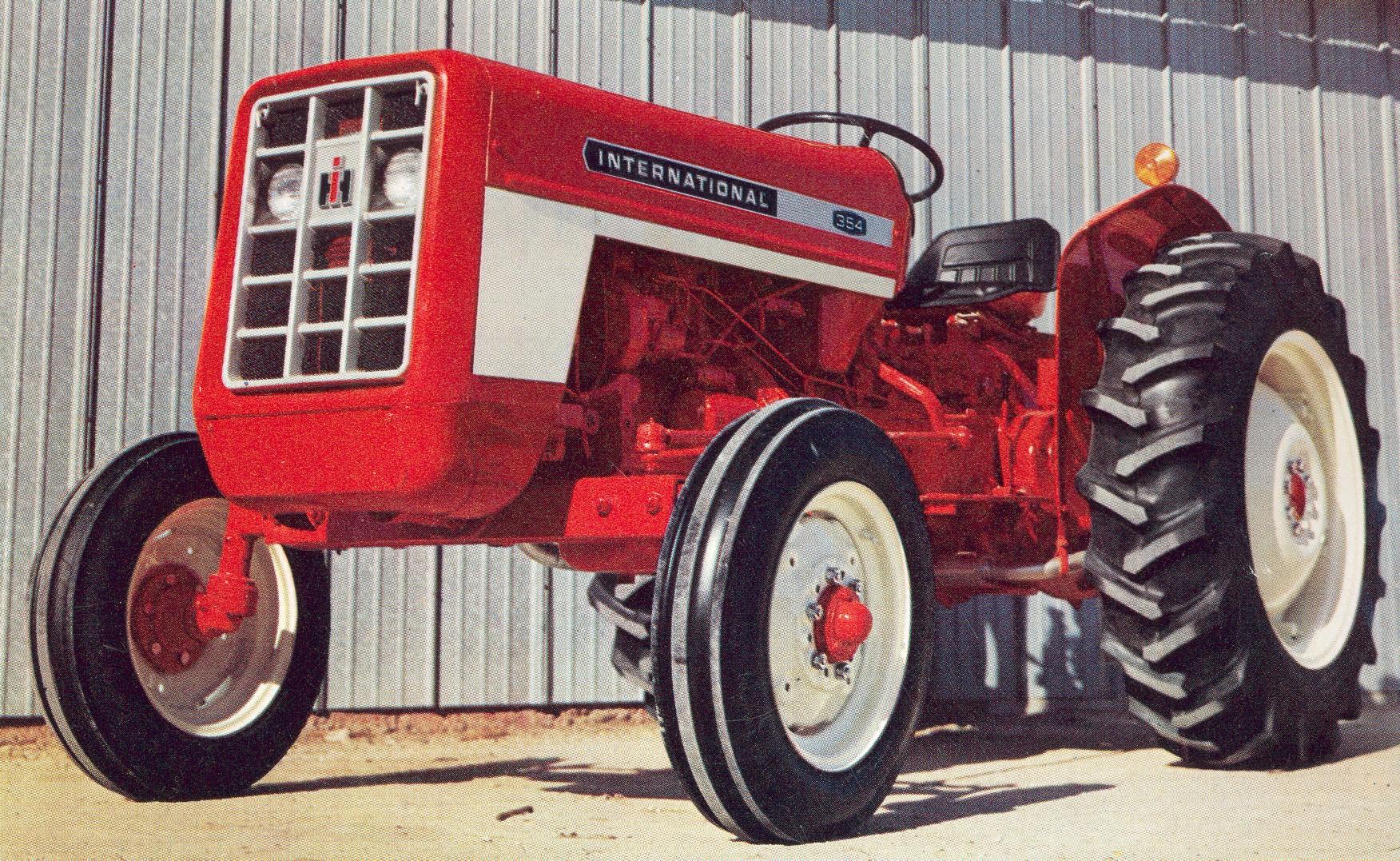 1976 International 666 Wiring Diagram Free Download 1956 Pickup Tractor Automotive Block
