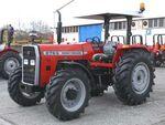 MF 276 G MFWD (Uzel) - 2002