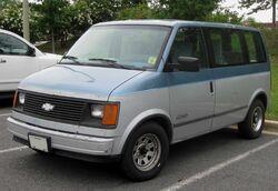 1st Chevrolet Astro
