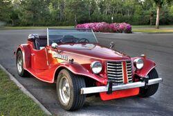 Blakely Bernardi roadster