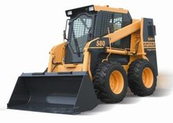 Changlin S80 skid-steer - 2009