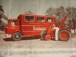 Hanomag-Barreiros R338