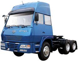 Hongyan XinDaKang Tractor Truck