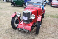 MG J2 Midget no. 81 - JH 3925 at Astwood Bank 2011 - IMG 9099