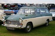 Morris Oxford Series VI Traveller 1969
