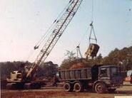 Neal-Unit NU1720 Dragline