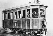 NoELB Steam Railcar