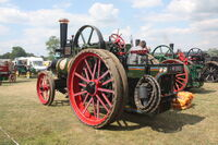 Ransomes Sims & Jefferies no. 27596 - TE - WR 6553 at Hollowell 2011 - Picture 782