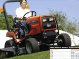 List of tractors built by Iseki for other companies