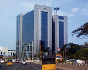 ALCOB Ashok Leyland Corporate Building in Guindy, Chennai