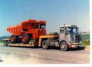 A 1970s Aveling-Barford Centaur Dumptruck Diesel