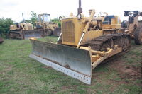 Caterpillar D6C sn 46J1260 | Tractor & Construction Plant Wiki