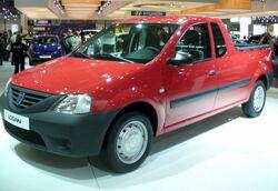 Dacia Logan Pickup rot