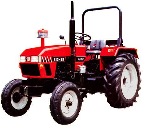 eicher 364 nc tractor construction plant wiki fandom powered rh tractors wikia com 364 International Tractor Manual International Harvester Tractor 2440