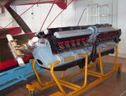 Macchi-Castoldi M.C.72 engine Fiat AS.6 2009-06-06