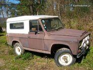 PORTARO 240D Jipe Diesel de 1979
