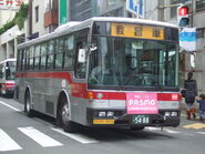 Tokyu Bus Training Bus