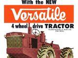 Versatile D100