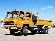 1970s Barreiros 4200 Crewcab lorry