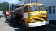 1970s Barreiros Saeta Tanker