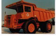 A 1970s Aveling-Barford Centaur RD040 Dumptruck Diesel
