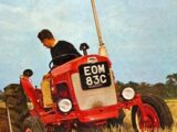 BMC Mini tractor