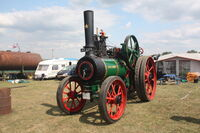 Davey Paxman no. 16849 - TE - Little Aubrey - AF 3373 at Hollowell 2011 - Picture 779