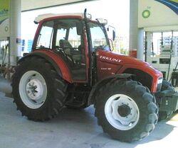 Erkunt Kudret 100T MFWD (red) - 2007