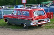 Ford Zodiac 206E Estate 1960 rear