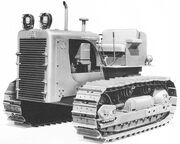 International TD-14 Series 142 1956