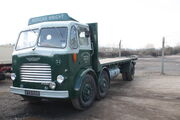 Leyland Steer (WVB888) at ksb cv rally 2013 IMG 7995