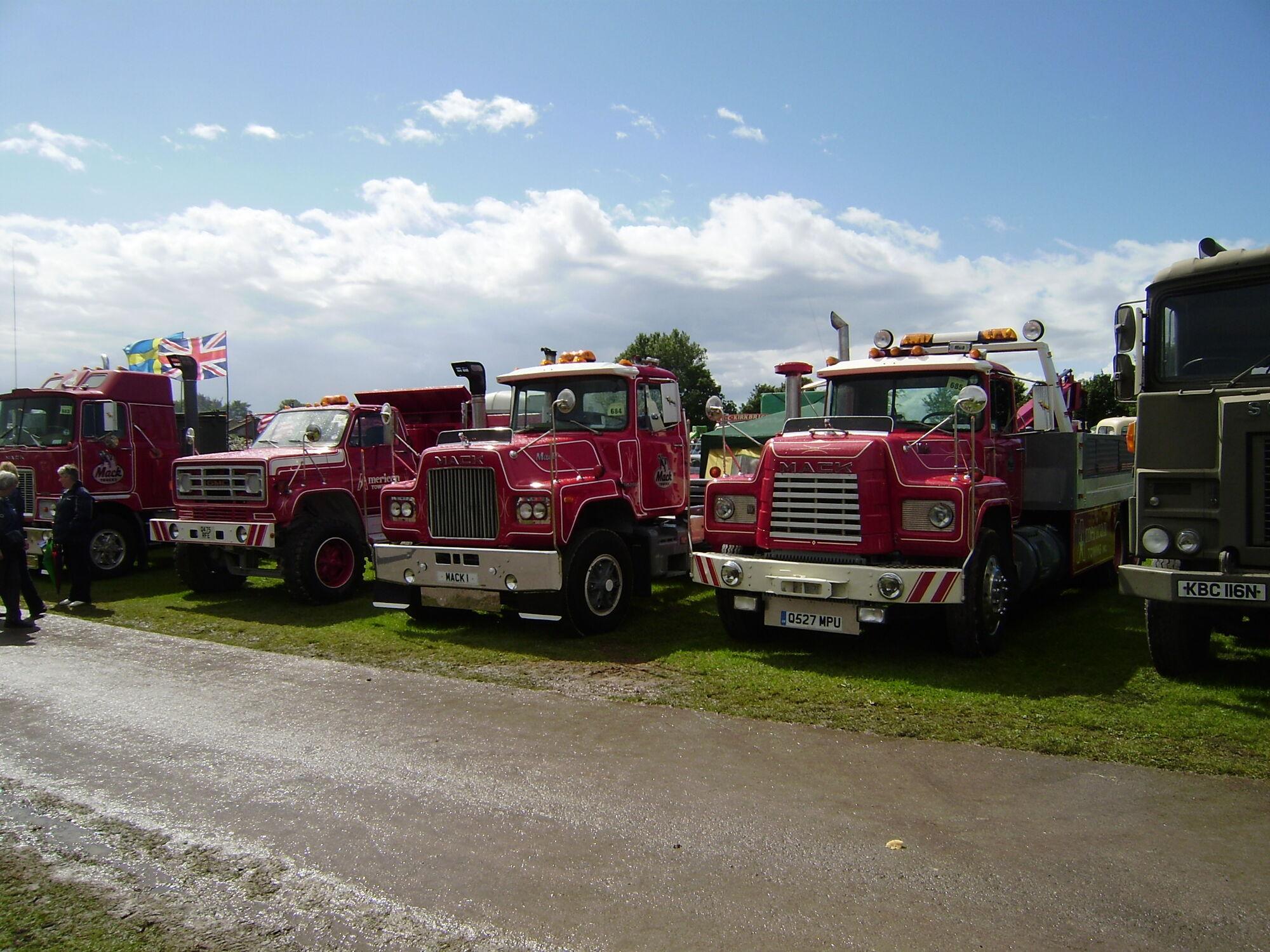Mack Trucks | Tractor & Construction Plant Wiki | FANDOM
