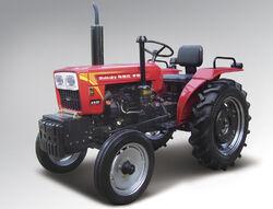 Mahindra FS180-2009