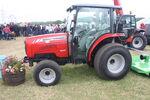 Massey Ferguson 1547 - grassland - Scorton 09 - IMG 4946