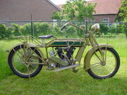 Matchless Type H 1000 cc 1921